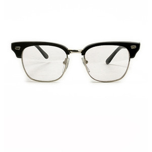 0755 Frame Eyeglasses - Black by Cutler & Gross in Kingsman: The Secret Service