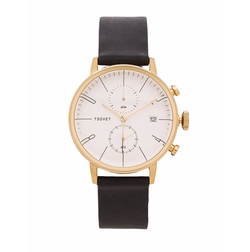 Leather Strap Watch by Tsovet in The Flash