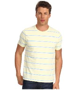 Lewitt Striped Crewneck T-Shirt by Jack Spade in Million Dollar Arm