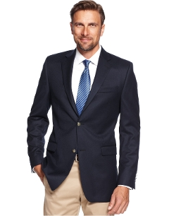 Cashmere-Blend Twill Blazer by Donald J. Trump in Fantastic Four
