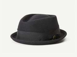 Tommaso Ferro Felt Porkpie Hat by Goorin Bros. in The Flash
