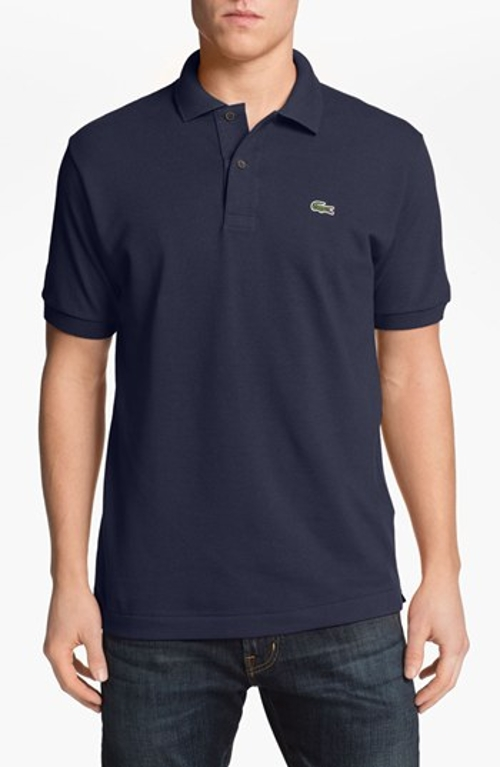 Piqué Polo Shirt by Lacoste in Boyhood