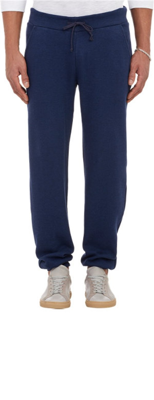 French Terry Sweatpants by Barneys New York in A Most Violent Year