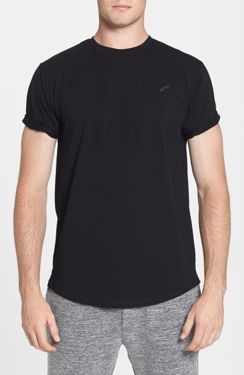 Burne Elongated Crewneck T-Shirt by Publish Brand in The Expendables 3