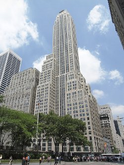 New York City, New York by 500 Fifth Avenue in Begin Again