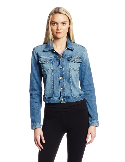 Women's Denim Jacket by Juicy Couture in If I Stay
