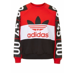 Colorblock Sweatshirt by Adidas in Keeping Up With The Kardashians
