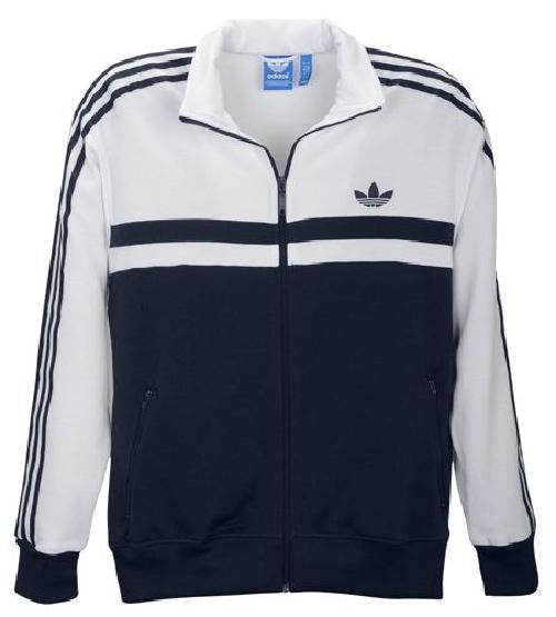 Originals Icon Track Top by Adidas in Blended
