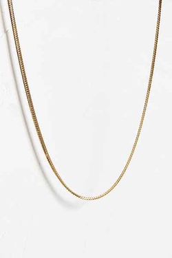 Mister Snake Chain Necklace by Urban Outfitters in Rock The Kasbah
