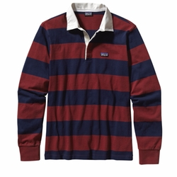 Sender Rugby Shirt by Patagonia in Silicon Valley
