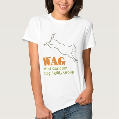 WAG T-Shirt by Zazzle in Chelsea - Season 1 Episode 3