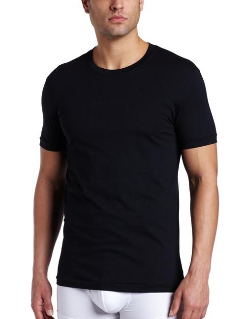 Men's Crew Neck T Shirt by C-in2 in Contraband