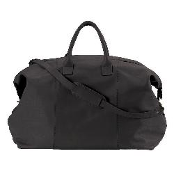 Leather Euro Traveler Duffel Bag by Royce in Sabotage