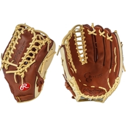 GG Elite Series Glove by Rawlings in Ballers
