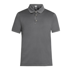 Short-Sleeved Polo Shirt by Dan Ward   in Lethal Weapon