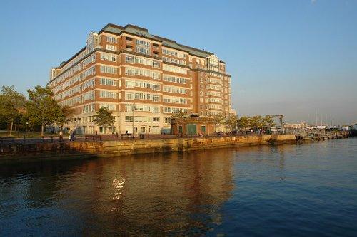 Boston Navy Yard Boston, Massachusetts in The Town