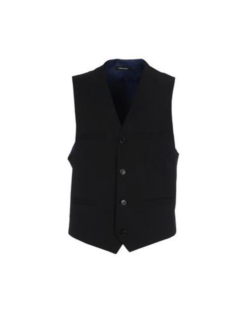 Vest by Rice in The Judge
