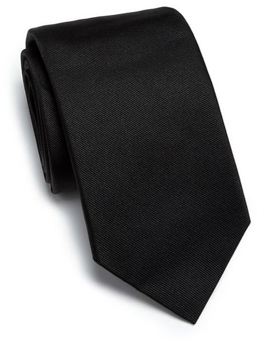 Grosgrain Silk Tie by Eton of Sweden in Suits - Season 5 Episode 1