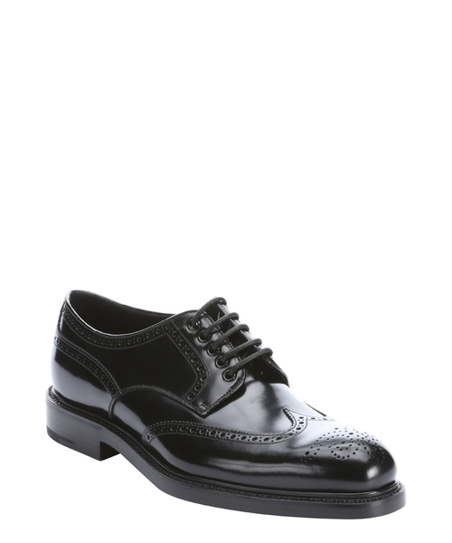 Wingtip Oxford Shoes by Prada in How To Get Away With Murder - Season 2 Episode 7