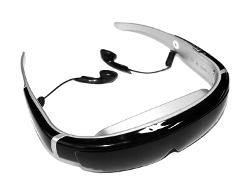 3D Goggles Virtual Display Video Glasses by Case Kingdom in Hot Tub Time Machine 2