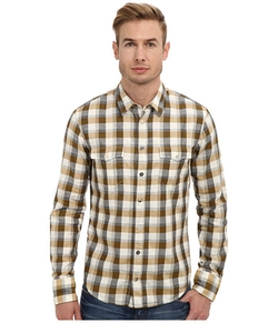 Edaslime Plaid Shirt by Boss Orange in Modern Family
