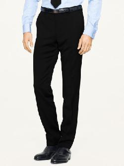 Anthony Wool Pant by RALPH LAUREN BLACK LABEL in The Wolf of Wall Street