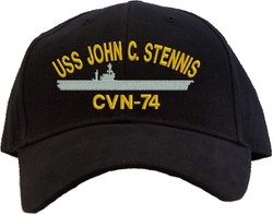 USS John C. Stennis CVN-74 Baseball Cap by Spiffy in Need for Speed
