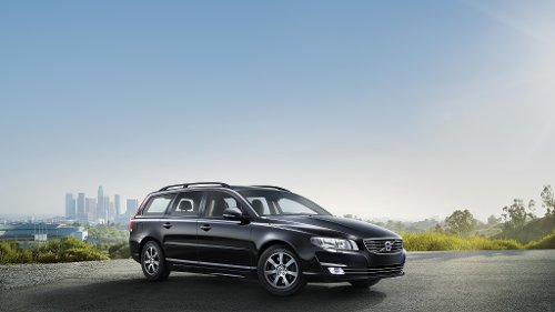 V70 Car by Volvo in The American