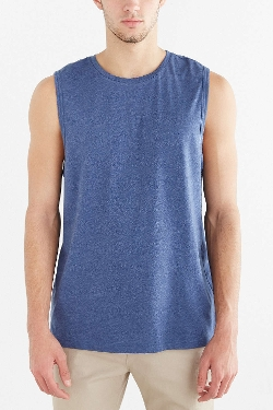 Muscle Tank Tee by BDG in Cut Bank