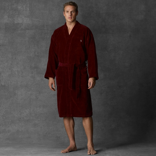 Terry Kimono Robe by Ralph Lauren in Forgetting Sarah Marshall