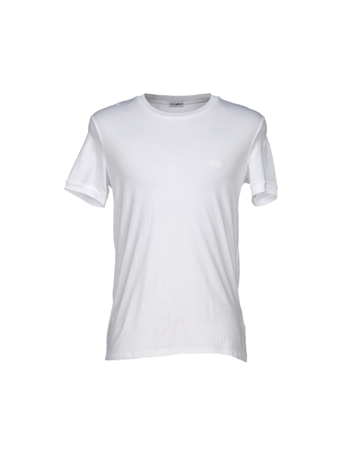 Undershirt by Dolce & Gabbana Underwear in Hall Pass