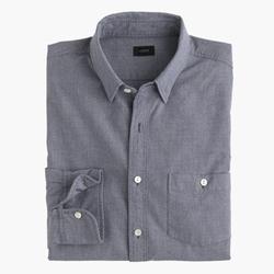 Jaspé Cotton Shirt by J. Crew in Arrow