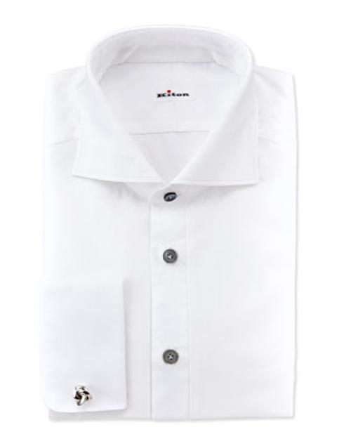 Formal Dress Shirt by Kiton in What If