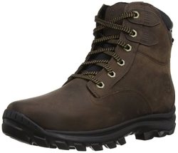 Chillberg Mid-Height Waterproof Boots by Timberland in Midnight Special