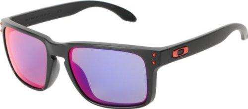Red Iridium Sunglasses by Oakley in Transformers: Age of Extinction