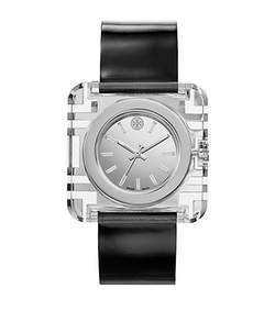 Izzie Watch by Tory Burch in Spy