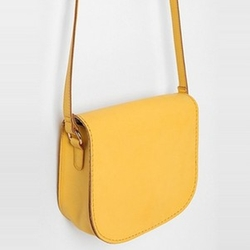 Cooperative Classic Saddle Flap Crossbody Bag by Urban Outfitters in Pretty Little Liars