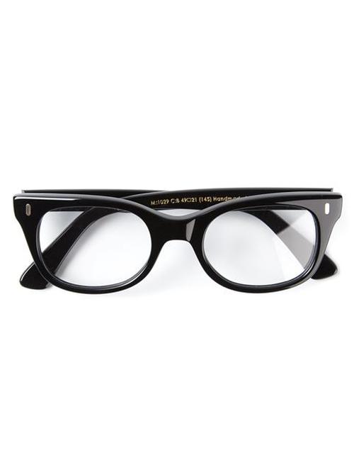 Optical Lense Glasses by Cutler & Gross in Mortdecai