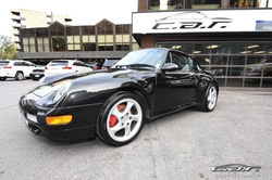 1996 993 Turbo Coupe by Porsche in Billions