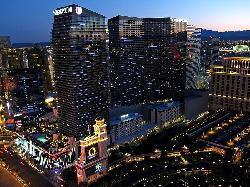 Las Vegas, Nevada by The Cosmopolitan Las Vegas in Godzilla