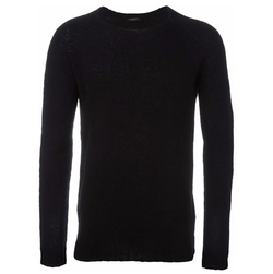 Crew Neck Sweater by Roberto Collina in House of Cards