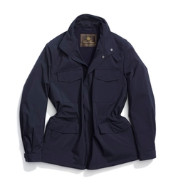 Windmate Storm System Jacket by Loro Piana in The Blacklist