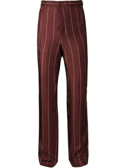 Striped Trousers by Marc Jacobs in Victor Frankenstein
