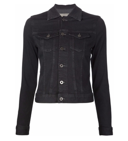 Robyn Denim Jacket by AG Jeans in Once Upon a Time