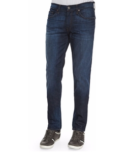 Tyler Revelled Slim-Fit Denim Jeans by J Brand Jeans  in The Intern