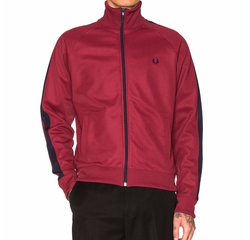 Contrast Panel Track Jacket by Fred Perry in Silicon Valley