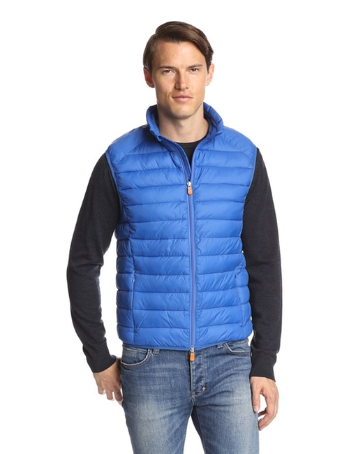 Men's Quilted Puffer Vest by Save The Duck in The Great Indoors - Season 1 Preview
