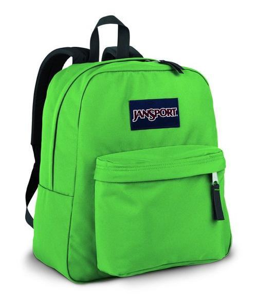 Spring Break Classics Series Daypack Backpack by Jansport in St. Vincent