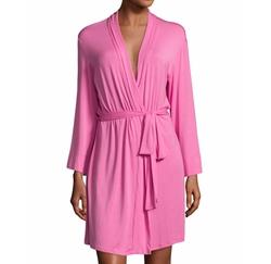 Short Jersey Robe by Natori in Scream Queens