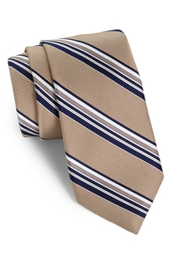 Woven Silk Tie by Nordstrom in Daddy's Home